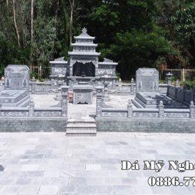 Khu Lăng Mộ đá đẹp tại Quảng Nam