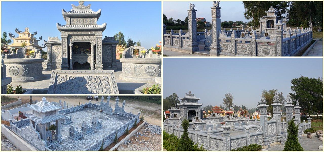 Tư vấn, thi công, xây dựng Lăng mộ đá đẹp, cao cấp SỐ 1 tại Việt Nam hiện nay